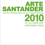 ARTE SANTANDER 2010 | 21/07 - 25/07